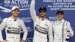GP d'Australie: Lewis Hamilton partira en pole