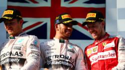 F1: doublé Mercedes en
