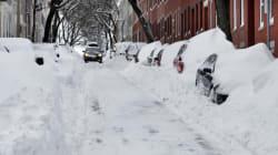 Jusqu'à 45 cm de neige par