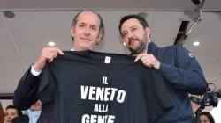 Salvini apre a Forza Italia,
