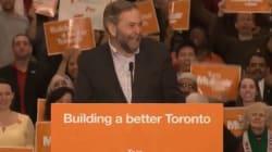 Mulcair: NDP Will 'Repair Damage Stephen Harper Has