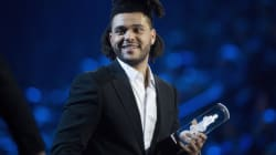 The Weeknd Wins Big At The
