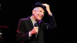 Bientôt une exposition sur Leonard Cohen au