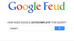 This Site Turns Google Autocomplete Into A