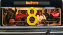 Up Next: 'Flying' Metro Station At Delhi's Mayur
