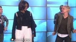 Michelle Obama vs. Ellen Is Our New Favourite