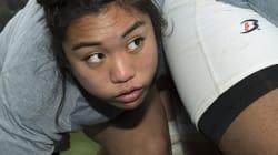 FOTOS: Jogar rugbi é só coisa de