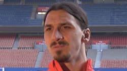 Zlatan présente de nouvelles excuses aux