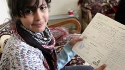 For Syria's Child Refugees, 4 Years With No School Can Be