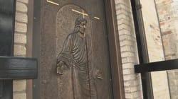 La porte sainte de Québec scellée jusqu'en