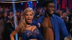 Carl's Jr. Model Displays Her Gorgeous Curves On 'Dancing With The