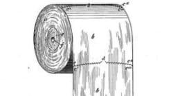 Sopra o sotto? Un brevetto vecchio di 124 anni spiega qual è l'orientamento giusto della