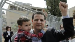Esulta Ayman Odeh (Lista araba):