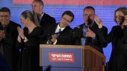 Israël: Herzog pense que les résultats lui permettent d'être Premier