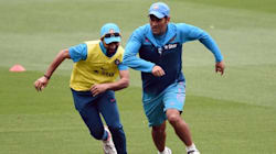 World Cup 2015: Team India Relaxed Before Bangladesh