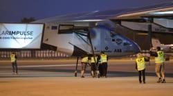 En Inde, Solar Impulse 2 victime d'une avarie....