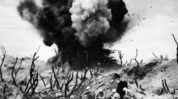 硫黄島の戦いから70年 激戦をアメリカ軍の視点から振り返る(画像)