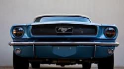 Envie d'une Ford Mustang 1964 toute neuve? Ce sera 150 000$!