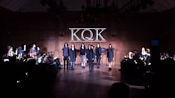 Styles de soirée et défilés de la Fashion Preview 18 mars 2015 à la Maison