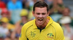 Hazlewood Takes 4-35, Pakistan Out For 213 In