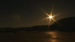 VIDÉO - L'éclipse totale norvégienne en