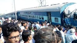 Un train déraille en Inde, 32