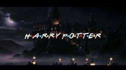 Harry Potter + Friends = Le générique