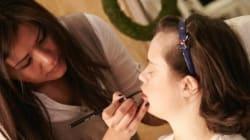 Meninas com síndrome de Down ganham dia de