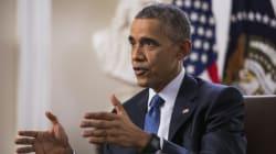 Barack Obama répond au Huffington