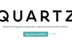 新鋭ビジネスメディア「Quartz」、アフリカ版開設へ