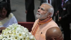 Modi Pitches For Land Bill In 'Mann Ki Baat' Radio
