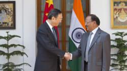 India, China Hold Border