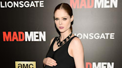 Coco Rocha Shows Off Her Figure In