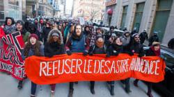 Martine Ouellet propose de reconnaître le droit de grève