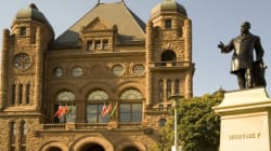 Ontario Legislature To Add More