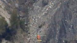 Crash de Germanwings: les premières