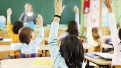 La lente asphyxie de l'école