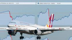 Lufthansa et Airbus n'ont pas échappé au phénomène du