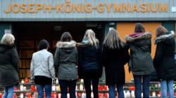Écrasement A320: 16 élèves allemands à bord, leur ville en «état de
