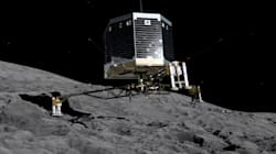 Rosetta et son petit robot Philae, à la quête de nos