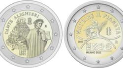 Ecco le monete commemorative da 2 euro di