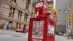Sun Newspaper Buyout Gets Competition Bureau's