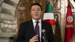 Renzi parteciperà alla marcia del 29 marzo a Tunisi contro il terrorismo (FOTO,