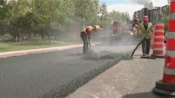 Perquisitions du BCC dans des entreprises d'asphaltage de