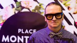 Styles de soirée: le créateur de mode Denis Gagnon s'empare de la Place Montréal
