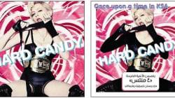 Les pochettes d'albums avant et après la censure au