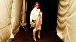 'Suits' Star Meghan Markle's White Hot Toronto Fashion Week