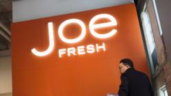 Joe Fresh se lance dans la