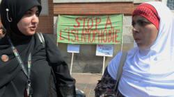 Enceinte de 8 mois et rouée de coups: l'agression islamophobe indigne la classe