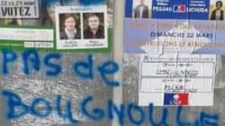 Agressions, insultes, vandalisme... Les départementales de la